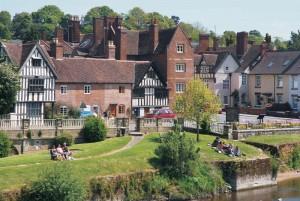 Bewdley Riverbank